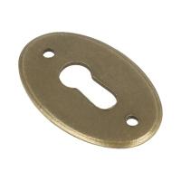 Oklucznica L-43mm, cc:30mm/stare złoto